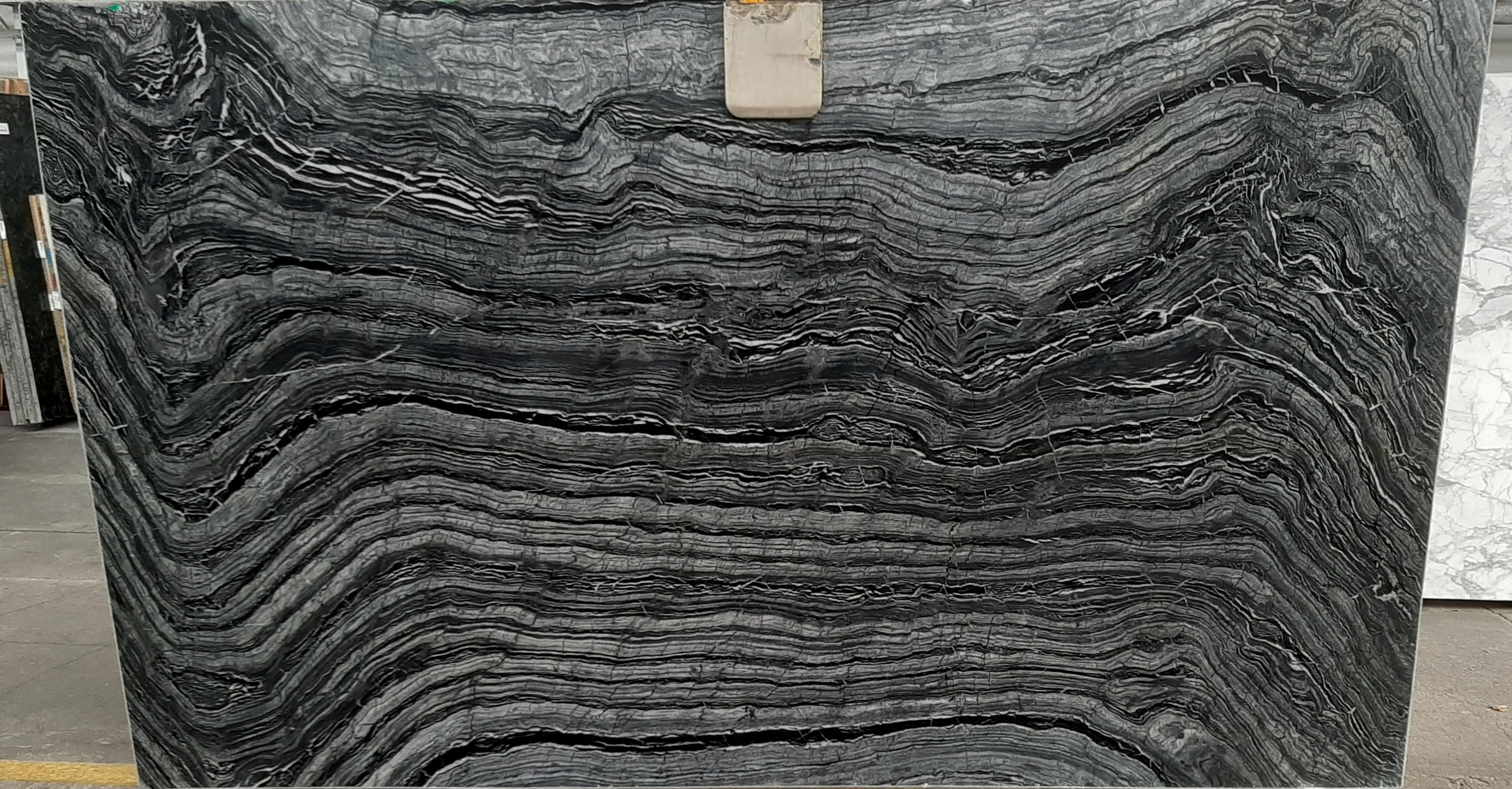 Silver Waves 305x175x2 cm